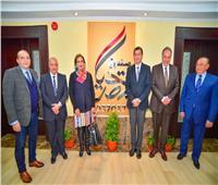 الجمعية المصرية اللبنانية لرجال الأعمال تدعم مبادرة توفير لقاح كورونا