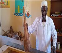 حكايات  يستخرجها «فضل» وشركاؤه.. كنوز نوبية مدفونة في «مخلفات النخيل»