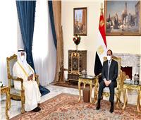 الرئيس السيسي يستقبل الأمين العام لمجلس التعاون الخليجي | فيديو
