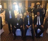 رئيس الغرفة التجارية بالبحيرة يشارك بملتقى مجلس الأعمال المصري الكازاخي