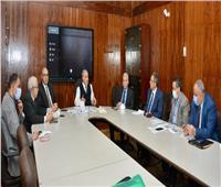 رئيس جامعة طنطا يترأس المجلس الأعلى للمراكز والوحدات