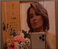 بـ«بوكية ورد».. هنا شيحة في عقد قران شقيقتها حلا ومعز مسعود