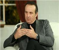 أيمن عزب عن تكريمه من الفنان محمد صبحى : «حاجة كويسة جدًا فى مسيرتى الفنية»