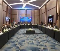 بدء الاجتماعات الثالثة للمسار الدستوري الليبي بالغردقة