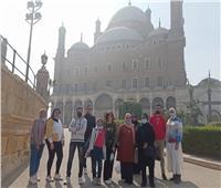 «القومي لأسر الشهداء» ينظم رحلة ترفيهية إلى قلعة صلاح الدين