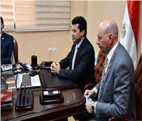 مصر تستضيف بطولة العالم للخماسى الحديث المؤهلة لطوكيو2021