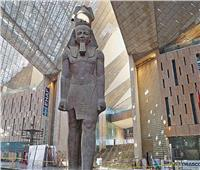 مساعد وزير السياحة يُعلن عن الانتهاء من أعمال الإنشاءات بالمتحف الكبير