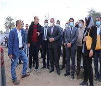 إنشاء1500 وحدة سكنية بمدينة سوهاج   فيديو
