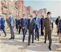 مدير صندوق العشوائيات: زيارة الرئيس لعزبة الهجانة رسالة طمأنة لمليون نسمة