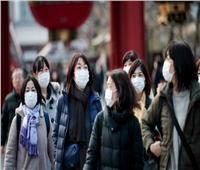 اليابان تسجل 1933 إصابة جديدة بكورونا