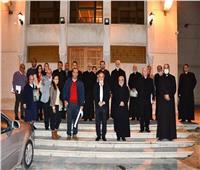 المجلس الرعوي بالإسكندرية يعقد اجتماعه الرابع