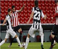 تعادل أتلتيك بيلباو يؤجل حسم التأهل للمباراة النهائية بكأس ملك إسبانيا