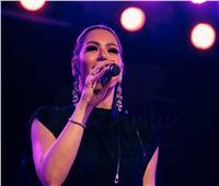 لقاء الخميسى تبهج جمهور الساقية في أول حفل غنائي لها|صور