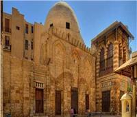 «قصر الأمير بشتاك».. مركز للإبداع وقيمة معمارية نادرة بشارع المعز   صور