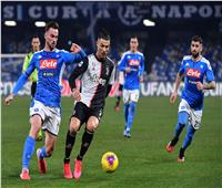 بث مباشر  مباراةنابوليويوفنتوس بالدوري الإيطالي