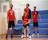 سلبية مسحة لاعبى منتخب مصر قبل انطلاق تصفيات أفريقيا لكرة السلة