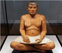 قصة صورة|  تمثال «الكاتب».. صور