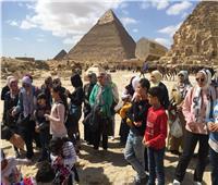 متحف الطفل ينظم رحلات تعليمية للأطفال في الأهرامات وكرداسة
