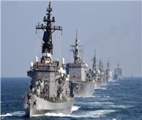 اليابان تنضم لمناورات بحر الصين الجنوبي  فيديو