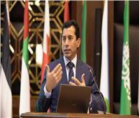 أشرف صبحي يتلقى تهنئة وزيرة الصحة بنجاح تنظيم مونديال اليد