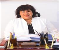 وزيرة الثقافة تطلق الاحتفالات بمئوية ثروت عكاشة من الأوبرا