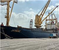 قناة السويس: زيادة تداول البضائع بمينائي «السخنة والأدبية» خلال يناير