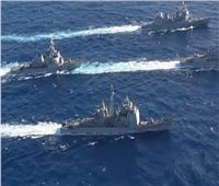 البحرية الأمريكية تكثف قوتها ببحر الصين الجنوبي  فيديو