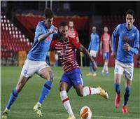الدوري الأوروبي  نابولي يخسر من غرناطة الإسباني بهدفين