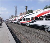 حركة القطارات  70 دقيقة التأخيرات على خط «قليوب - الزقازيق - المنصورة»