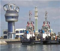 ميناء دمياط يستقبل 27 سفينة حاويات وبضائع عامة