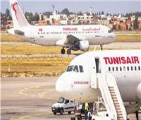 بسبب إضرابات عمالية... توقف حركة النقل الجوي في تونس