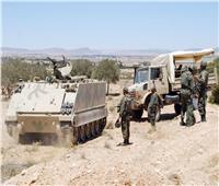 داعش تتبنى مقتل 4 عسكريين في عملية إرهابية وسط تونس