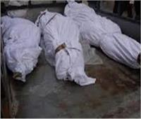 فيديوجراف | مأساة «فيلا 9».. تفاصيل جثث أسرة العبور