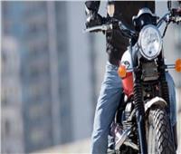 حبس لصوص الدراجات النارية بمنطقة المطرية