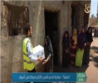 «حماية».. مبادرة لدعم القرى الأكثر احتياجا في أسوان