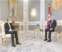 تونس عند «مفترق طرق»! .. خلافات فى قمة السلطة.. والنهضة تهدد بالنزول للشارع