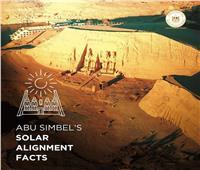 فرقة أجنبية تبهر العالم احتفالا بتعامد الشمس على وجه رمسيس الثاني بأبو سمبل