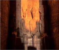 في زمن «كورونا».. احتفال تعامد الشمس على وجه رمسيس الثاني «أون لاين»