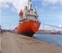 اقتصادية قناة السويس: موانئ بورسعيد سجلت اليوم دخول وخروج25 سفينة
