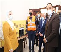 وزيرة التضامن: تقديم الخدمات العلاجية لـ2600 مريض إدمان في بورسعيد