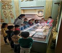 لرفع الوعي السياحي .. متحف شرم الشيخ يستقبل أطفال المدارس | صور