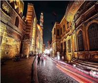«شارع المعز» .. قلب القاهرة ويضم أجمل الآثار الإسلامية