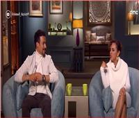 أحمد داوود :علاقة زوجتي بـ «سبعبع» في مسلسل بـ 100 وش «بتموتني»