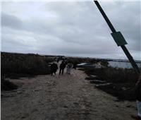 النيابة تعاين.. تفاصيل جديدة عن كارثة غرق مركب الإسكندرية| صور
