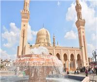محيط شيخ العرب يتزين.. تطوير منطقة السيد البدوي يقترب من خط النهاية  صور