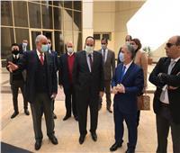 رئيس «الوطنية للصحافة» يتفقد أكاديمية أخبار اليوم ومطابع 6 أكتوبر   صور