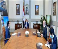الرئيس السيسي يستعرض الموقف التنفيذي لمشروعات وزارة الإسكان