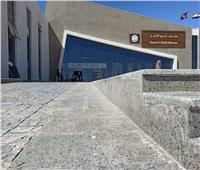 صور | تسهيلات متحف شرم الشيخ لاستقبال أصحاب الهمم