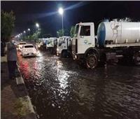 القاهرة تستعد لموسم الأمطار بنشر 102 شفاط بالأحياء