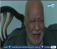 عجوز يجهش بالبكاء على الهواء بسبب قسوة أولاده   فيديو